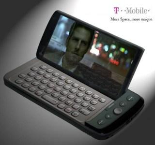 (MàJ) SideKick Twist : Un prochain terminal Android pour T-Mobile ?