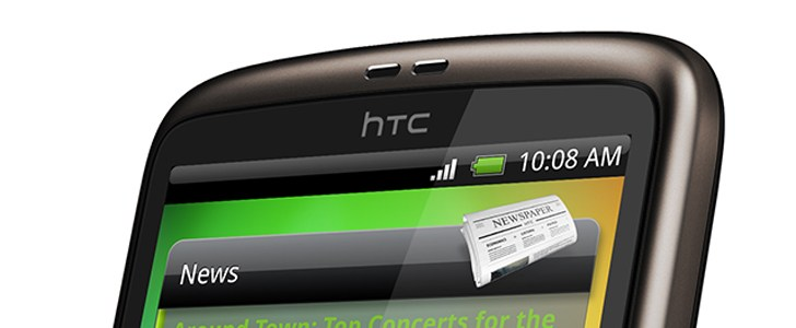 Une mise à jour pour le HTC Desire !