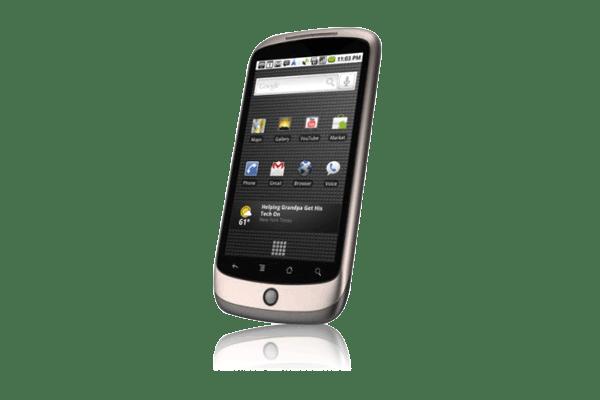 Le Nexus One en stock chez SFR