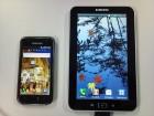 (MàJ) Samsung présente sa tablette Galaxy Tape sous Android