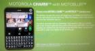 Un nouveau Motorola sous Android ? Le Charm