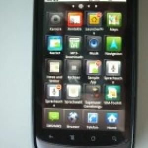 Le Home du Galaxy S sur un Nexus One ? Oui, c'est possible