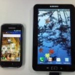 Samsung Galaxy Tab (P1000) : des détails croustillants !