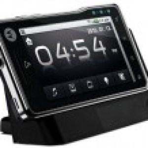 Test du Motorola XT720 sous Android