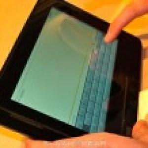 Open-Peak : Une tablette 7 pouces sous Moorestown en mars chez AT&T