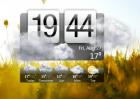 Le widget météo de HTC Sense pour votre ordinateur Windows
