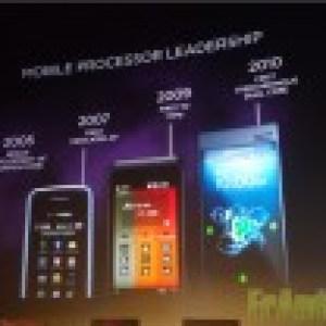 Qualcomm : Les processeurs dual-core à 1,2GHz arrivent au 1er trimestre 2011
