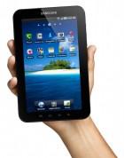 Samsung Galaxy Tab : vidéo de 10 min en utilisation