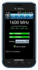 Samsung Galaxy S à 1,6 GHz : Les folies de l'overclock continuent de faire des ravages !