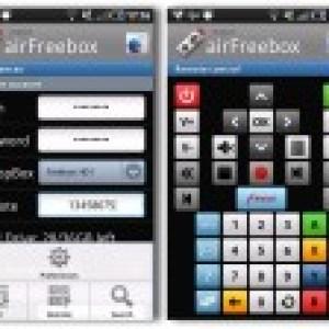AirFreebox : un exemple d'application recourant au framework Adobe AIR