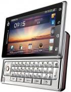 Le Motorola MT716 à clavier débarque en Chine