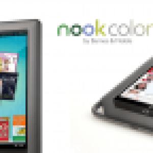 NOOKcolor : un Nook en couleurs entre tablette et eReader !