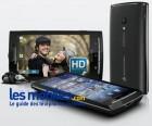 Sony Ericsson va commercialiser un XPERIA X10 HD