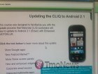 Motorola Dext sous Android 2.1 ?