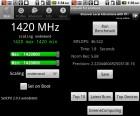 Le T-Mobile G2 grimpe jusqu'à 1420 MHz !