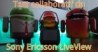 Test collaboratif du Sony Ericsson LiveView : 1ère partie
