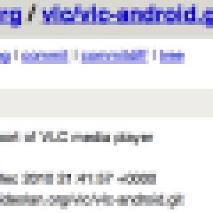 VLC arrive sur Android en début d'année 2011