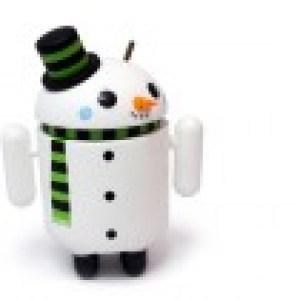 Un Android mini collectible en bonhomme de neige bientôt en vente (Màj)