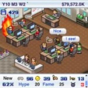 Game Dev Story : Créez et gérez votre boite de jeux vidéo