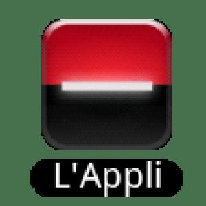 Test de l'application de la Société Générale