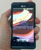 Les premières photos du LG Optimus 3D ?