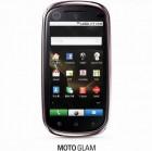 Motorola Glam, un androphone compatible avec les réseaux mobiles CDMA et GSM