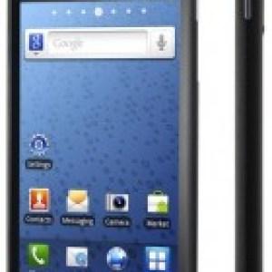 Samsung Infuse 4G, un smartphone avec un écran Super Amoled 'Plus' de 4,5 pouces sous Android