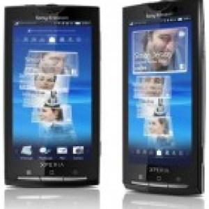 La gamme des Sony Ericsson Xperia X10 ne connaîtra jamais FroYo