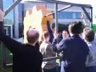 La mascotte de Honeycomb est arrivée au GooglePlex (MàJ)
