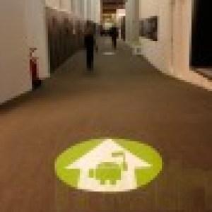 Découvrez le stand Android du Mobile World Congress 2011