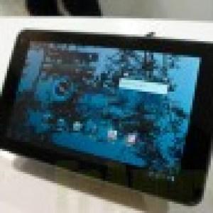 Prise en main de la LG Optimus Pad sous Android