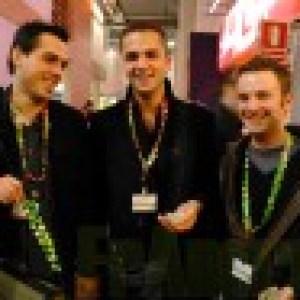 La quête des pin's Android au Mobile World Congress
