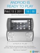 Le Sony Ericsson Xperia Play sera dévoilé le 13 février