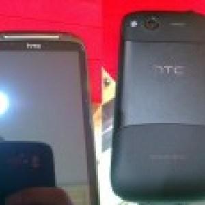 Le HTC Saga (nouveau mobile de 4 pouces) fuite à nouveau