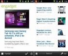 Feedly, un nouveau client rss en beta test sur Android