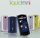 Les Acer Liquid Mini et beTouch E210 sont disponibles en France (+ prix)