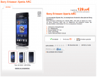 Le Sony Ericsson Xperia Arc est disponible chez Orange