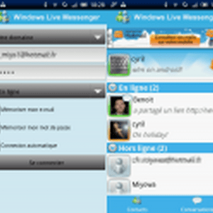 Le client officiel Windows Live Messenger sera disponible dès lundi sur Android