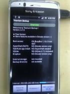 Le Sony Ericsson Xperia Arc est rooté