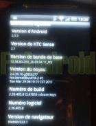 Les HTC Desire HD nus reçoivent actuellement Gingerbread par OTA !