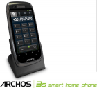 Prise en main du 35 Smart Home Phone d'Archos