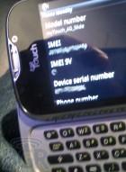 Les premières photos du HTC DoubleShot (clavier coulissant avec processeur double-coeur)