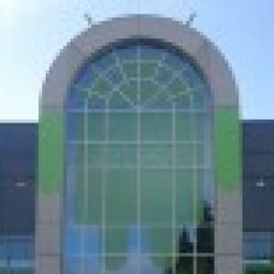 Le bâtiment 44 de Google se met un peu plus aux couleurs d'Android