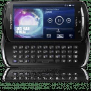 Le Sony Ericsson Xperia Pro n'arrivera qu'au 4ème trimestre