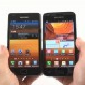 Démonstration du Samsung Galaxy R sous Android