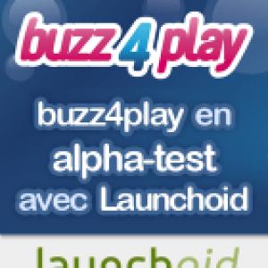 Buzz4Play, le réseau social géolocalisé multiprofil et affinitaire en bêta-test avec Launchoid