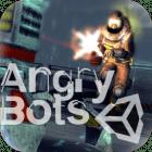 Angry Bots, la démonstration d'un jeu d'action en 3d disponible sous Android