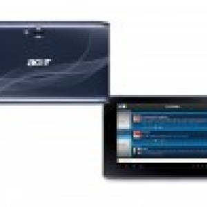 Acer Iconia Tab A100 : disponible à 299 euros !