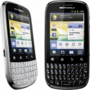 Les Motorola Fire et Samsung Galaxy S Plus arrivent bientôt chez Orange