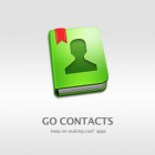 GO Contacts EX, un gestionnaire de contacts en 3D sous Android